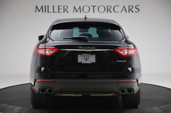 Used 2017 Maserati Levante Q4 for sale $51,900 at Pagani of Greenwich in Greenwich CT 06830 7