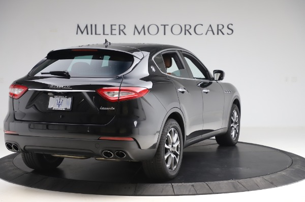 Used 2017 Maserati Levante Q4 for sale $51,900 at Pagani of Greenwich in Greenwich CT 06830 8