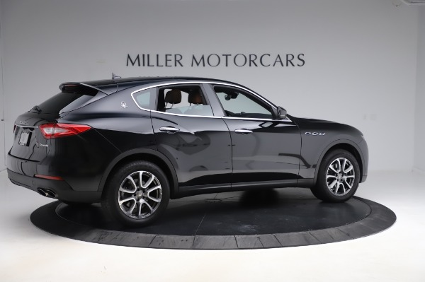 Used 2017 Maserati Levante Q4 for sale $51,900 at Pagani of Greenwich in Greenwich CT 06830 9