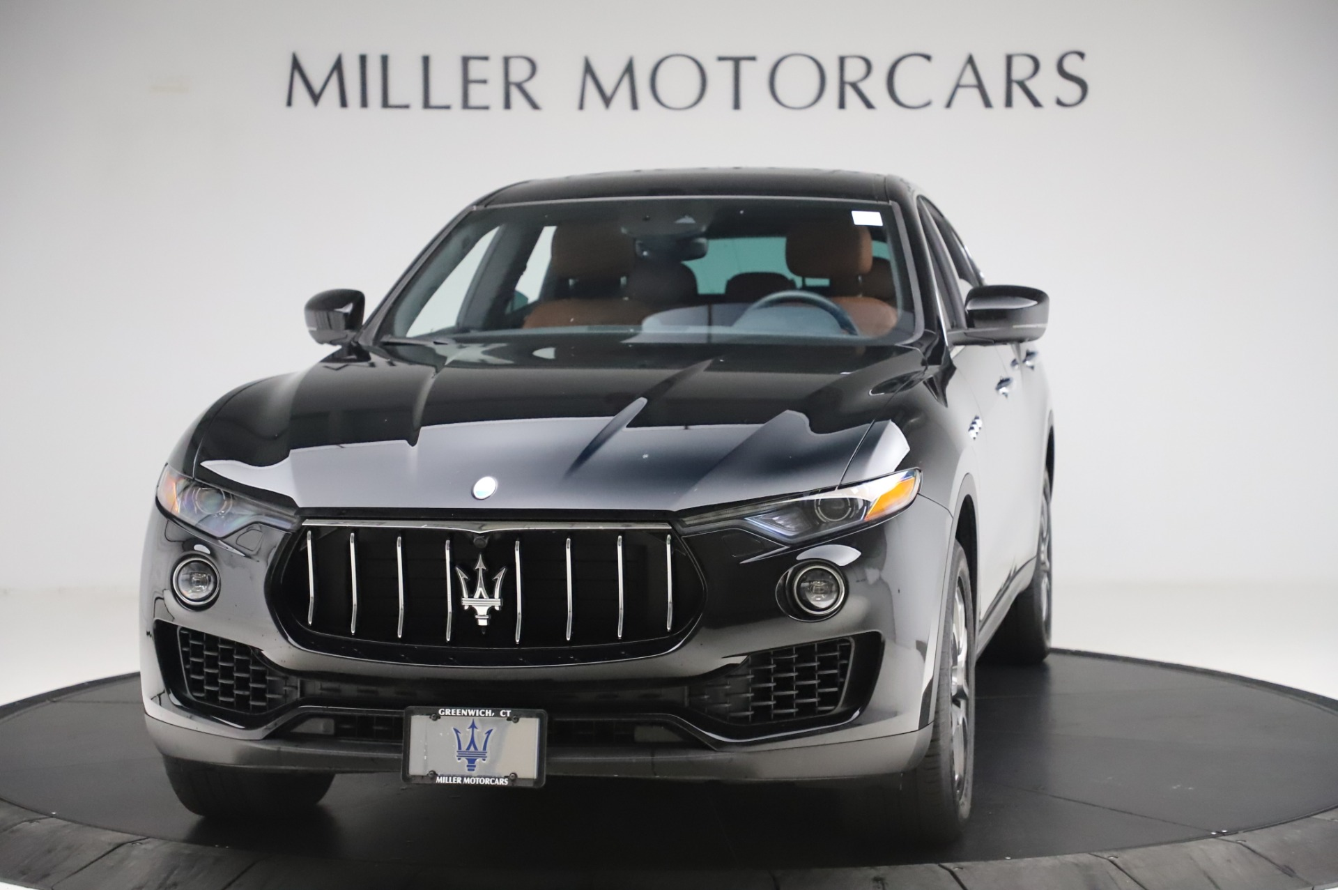 Used 2017 Maserati Levante Q4 for sale $51,900 at Pagani of Greenwich in Greenwich CT 06830 1