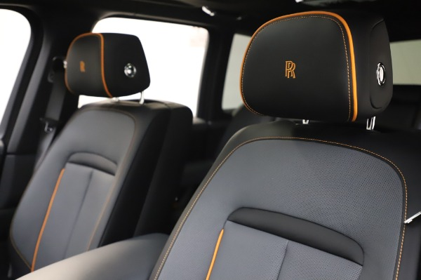 Used 2019 Rolls-Royce Cullinan for sale Sold at Pagani of Greenwich in Greenwich CT 06830 10