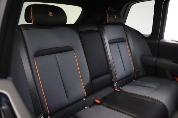 Used 2019 Rolls-Royce Cullinan Base for sale $349,900 at Pagani of Greenwich in Greenwich CT 06830 14
