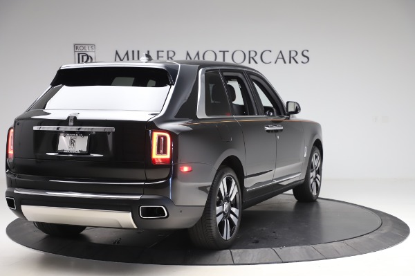 Used 2019 Rolls-Royce Cullinan Base for sale $349,900 at Pagani of Greenwich in Greenwich CT 06830 6