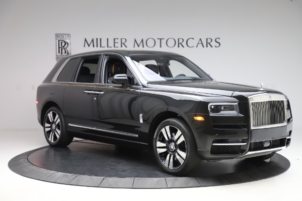 Used 2019 Rolls-Royce Cullinan for sale Sold at Pagani of Greenwich in Greenwich CT 06830 8