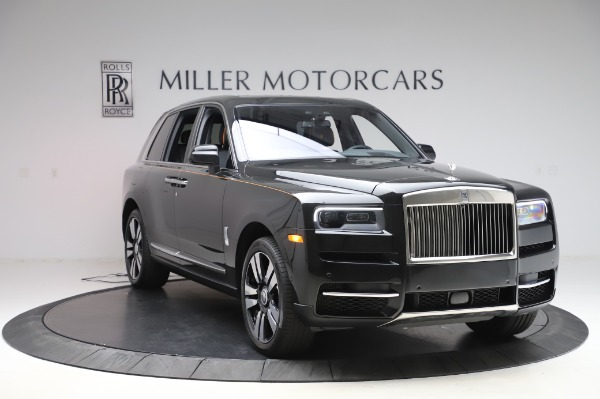 Used 2019 Rolls-Royce Cullinan for sale Sold at Pagani of Greenwich in Greenwich CT 06830 9