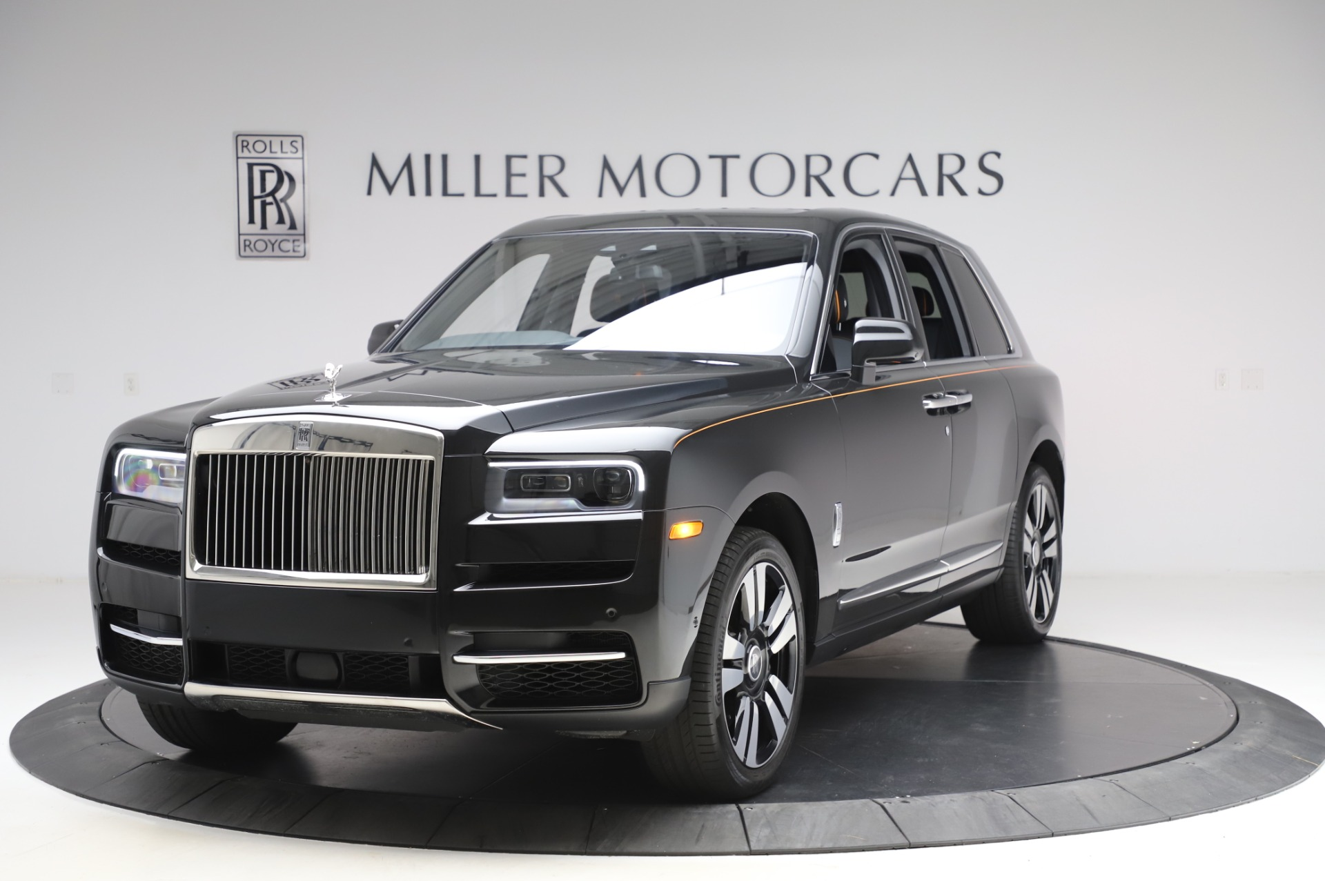 Used 2019 Rolls-Royce Cullinan for sale Sold at Pagani of Greenwich in Greenwich CT 06830 1