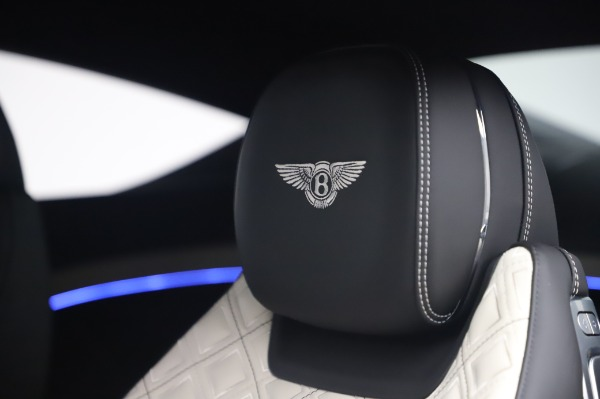 New 2020 Bentley Continental GT V8 First Edition for sale Call for price at Pagani of Greenwich in Greenwich CT 06830 23