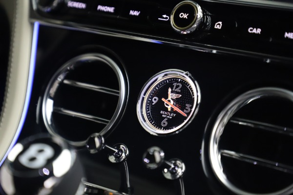 New 2020 Bentley Continental GT V8 First Edition for sale Call for price at Pagani of Greenwich in Greenwich CT 06830 26
