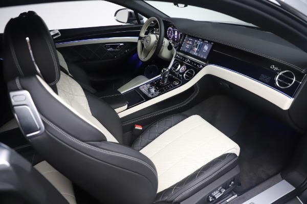 New 2020 Bentley Continental GT V8 First Edition for sale Call for price at Pagani of Greenwich in Greenwich CT 06830 27