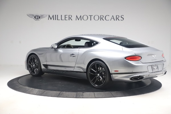 Used 2020 Bentley Continental GT V8 First Edition for sale $259,900 at Pagani of Greenwich in Greenwich CT 06830 4