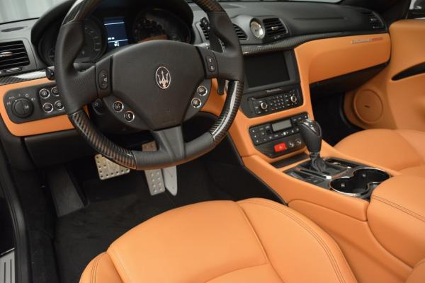 New 2016 Maserati GranTurismo MC for sale Sold at Pagani of Greenwich in Greenwich CT 06830 24