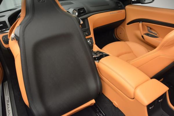New 2016 Maserati GranTurismo MC for sale Sold at Pagani of Greenwich in Greenwich CT 06830 25