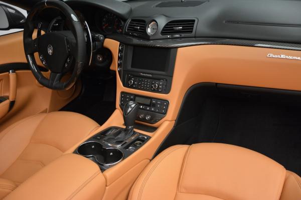 New 2016 Maserati GranTurismo MC for sale Sold at Pagani of Greenwich in Greenwich CT 06830 28