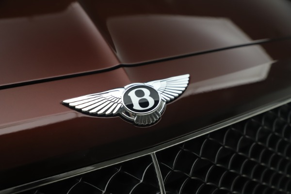 Used 2020 Bentley Bentayga V8 for sale $186,900 at Pagani of Greenwich in Greenwich CT 06830 14