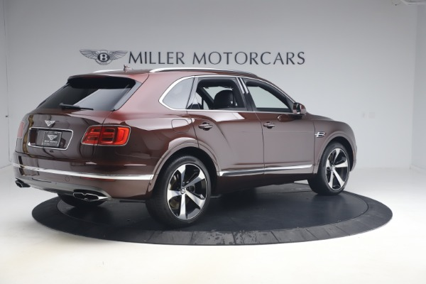 Used 2020 Bentley Bentayga V8 for sale $186,900 at Pagani of Greenwich in Greenwich CT 06830 8