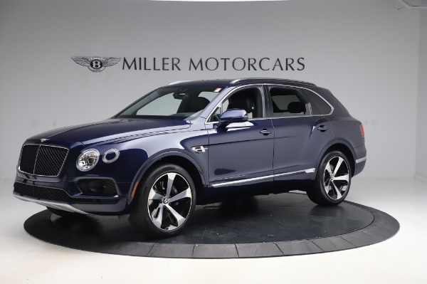 Used 2020 Bentley Bentayga V8 for sale $189,900 at Pagani of Greenwich in Greenwich CT 06830 2