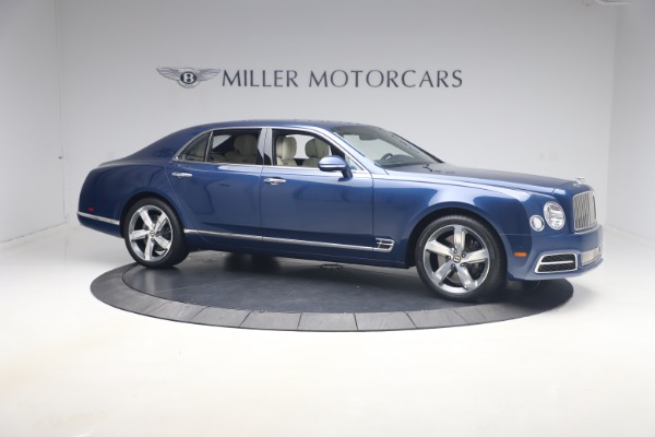 Used 2020 Bentley Mulsanne Speed for sale $279,900 at Pagani of Greenwich in Greenwich CT 06830 10