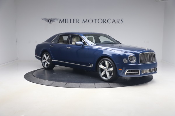 Used 2020 Bentley Mulsanne Speed for sale $279,900 at Pagani of Greenwich in Greenwich CT 06830 11