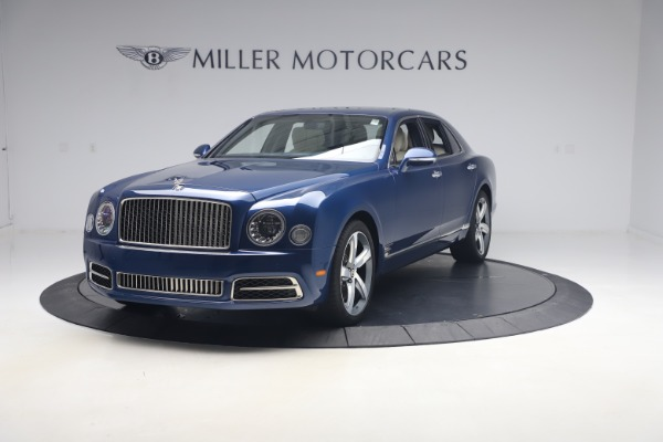 Used 2020 Bentley Mulsanne Speed for sale $279,900 at Pagani of Greenwich in Greenwich CT 06830 2