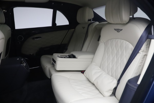 Used 2020 Bentley Mulsanne Speed for sale $279,900 at Pagani of Greenwich in Greenwich CT 06830 23