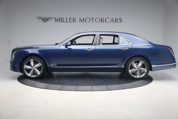Used 2020 Bentley Mulsanne Speed for sale $279,900 at Pagani of Greenwich in Greenwich CT 06830 3