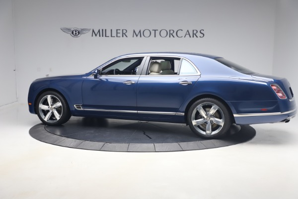 Used 2020 Bentley Mulsanne Speed for sale $279,900 at Pagani of Greenwich in Greenwich CT 06830 4
