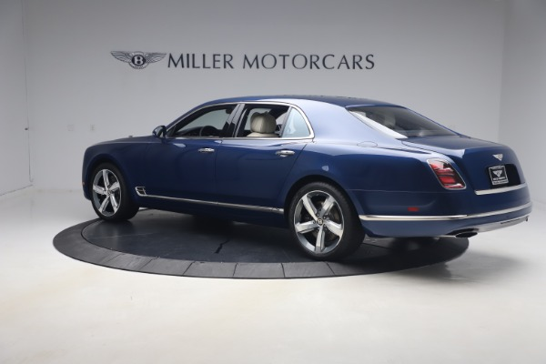 Used 2020 Bentley Mulsanne Speed for sale $279,900 at Pagani of Greenwich in Greenwich CT 06830 5