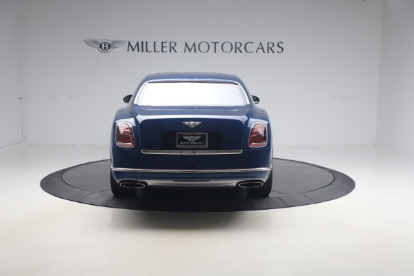 Used 2020 Bentley Mulsanne Speed for sale $279,900 at Pagani of Greenwich in Greenwich CT 06830 6
