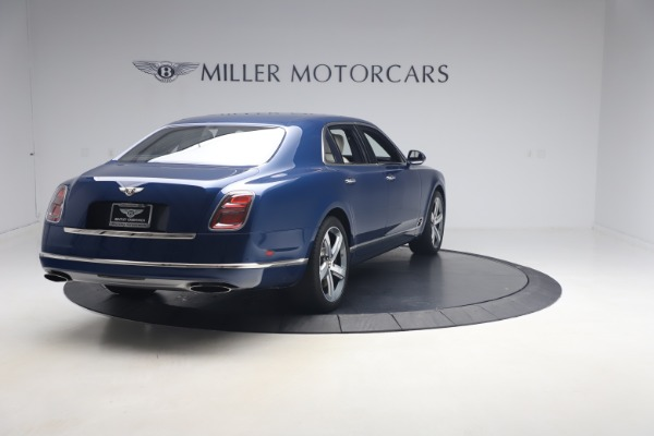 Used 2020 Bentley Mulsanne Speed for sale $279,900 at Pagani of Greenwich in Greenwich CT 06830 7