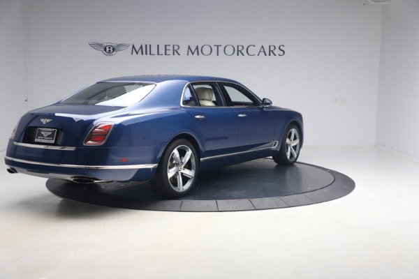 Used 2020 Bentley Mulsanne Speed for sale $279,900 at Pagani of Greenwich in Greenwich CT 06830 8