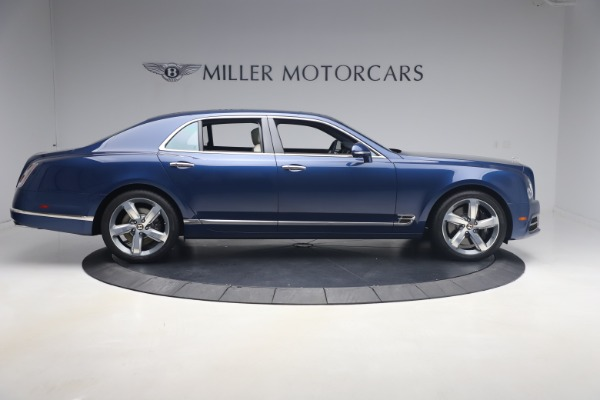 Used 2020 Bentley Mulsanne Speed for sale $279,900 at Pagani of Greenwich in Greenwich CT 06830 9