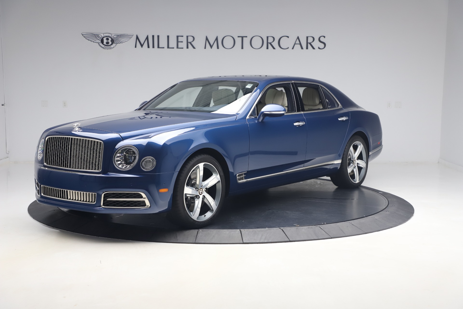 Used 2020 Bentley Mulsanne Speed for sale $279,900 at Pagani of Greenwich in Greenwich CT 06830 1