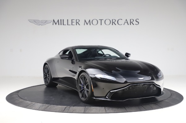 Used 2020 Aston Martin Vantage Coupe for sale $155,800 at Pagani of Greenwich in Greenwich CT 06830 10