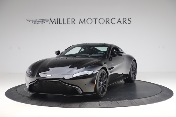 Used 2020 Aston Martin Vantage Coupe for sale $155,800 at Pagani of Greenwich in Greenwich CT 06830 12