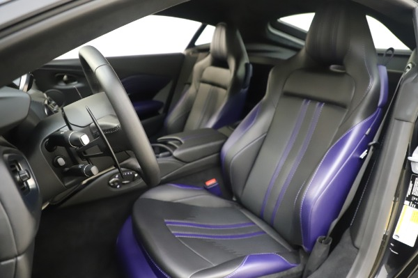 Used 2020 Aston Martin Vantage for sale $155,900 at Pagani of Greenwich in Greenwich CT 06830 14