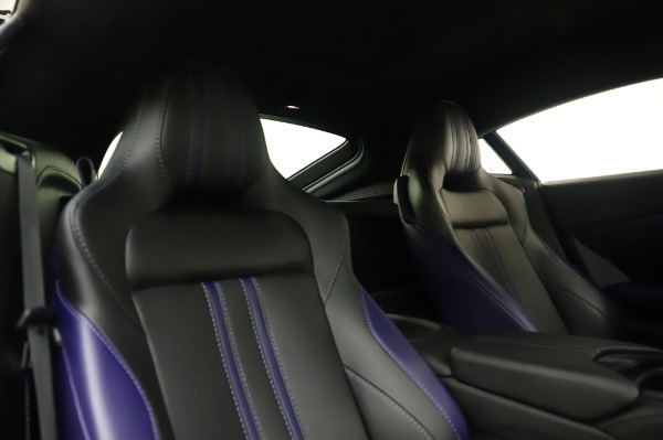 Used 2020 Aston Martin Vantage for sale $155,900 at Pagani of Greenwich in Greenwich CT 06830 18