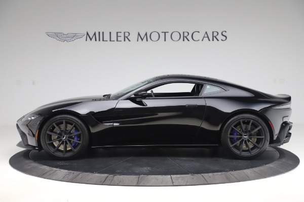 Used 2020 Aston Martin Vantage Coupe for sale $155,800 at Pagani of Greenwich in Greenwich CT 06830 2