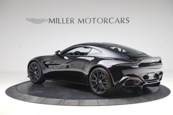 Used 2020 Aston Martin Vantage Coupe for sale $155,800 at Pagani of Greenwich in Greenwich CT 06830 3