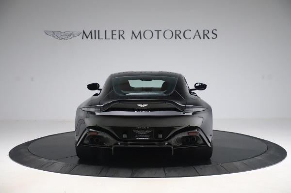 Used 2020 Aston Martin Vantage Coupe for sale $155,800 at Pagani of Greenwich in Greenwich CT 06830 5