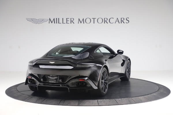 Used 2020 Aston Martin Vantage Coupe for sale $155,800 at Pagani of Greenwich in Greenwich CT 06830 6