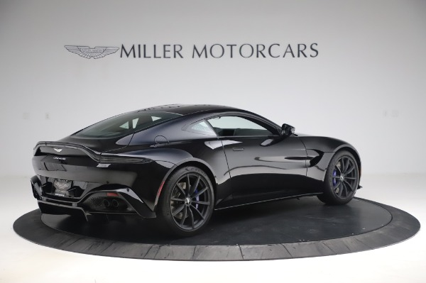 Used 2020 Aston Martin Vantage Coupe for sale $155,800 at Pagani of Greenwich in Greenwich CT 06830 7