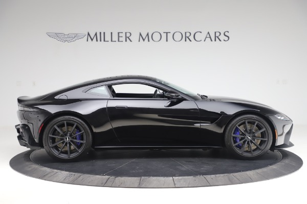 Used 2020 Aston Martin Vantage Coupe for sale $155,800 at Pagani of Greenwich in Greenwich CT 06830 8