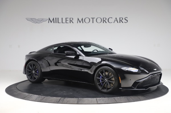 Used 2020 Aston Martin Vantage Coupe for sale $155,800 at Pagani of Greenwich in Greenwich CT 06830 9