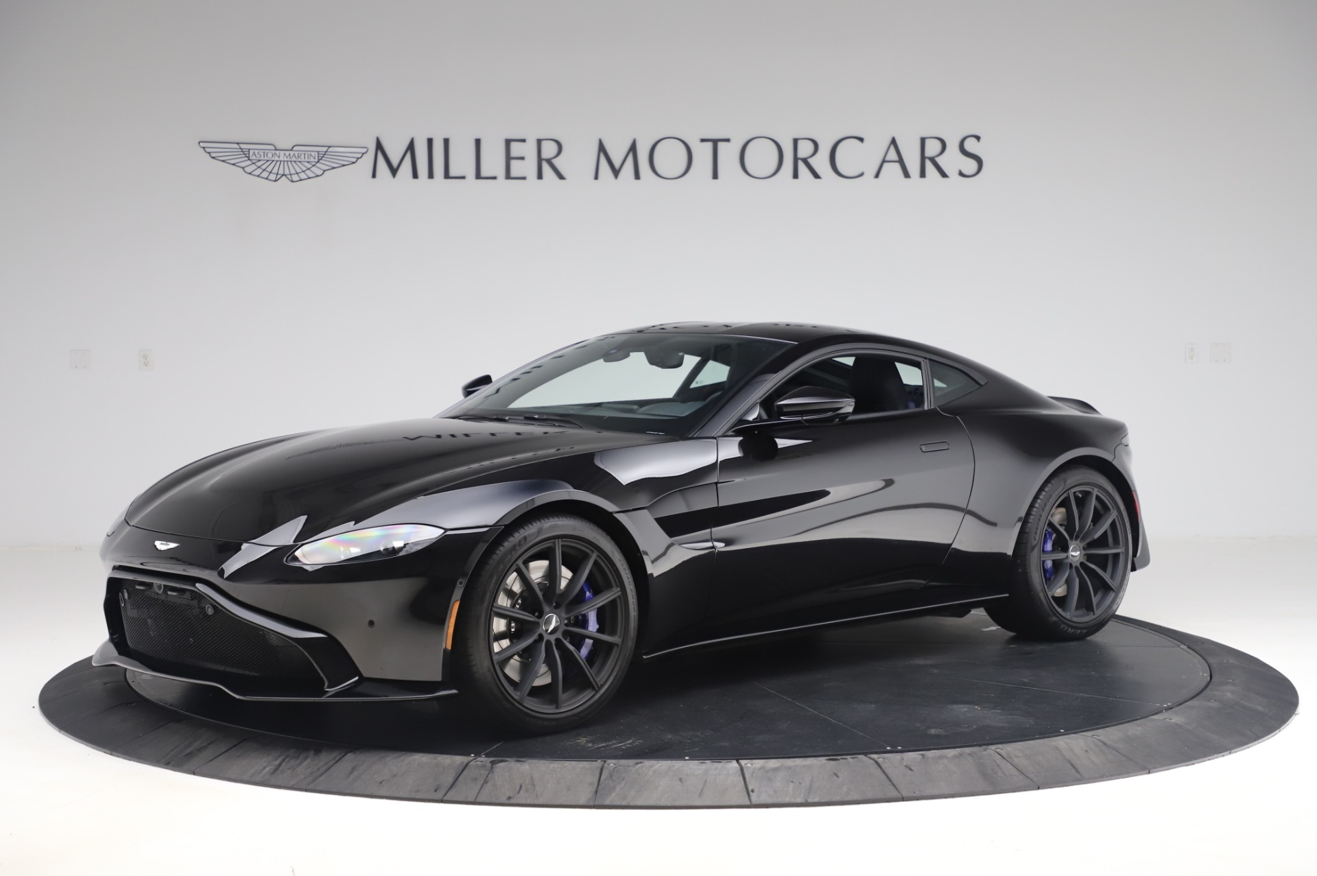 Used 2020 Aston Martin Vantage for sale $155,900 at Pagani of Greenwich in Greenwich CT 06830 1