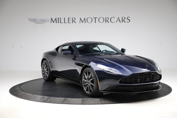 Used 2017 Aston Martin DB11 for sale Sold at Pagani of Greenwich in Greenwich CT 06830 10