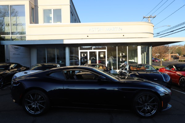 Used 2017 Aston Martin DB11 for sale Sold at Pagani of Greenwich in Greenwich CT 06830 22