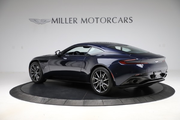 Used 2017 Aston Martin DB11 for sale Sold at Pagani of Greenwich in Greenwich CT 06830 3