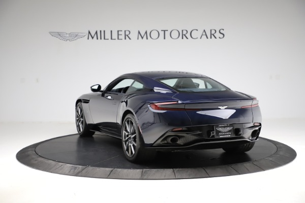 Used 2017 Aston Martin DB11 for sale Sold at Pagani of Greenwich in Greenwich CT 06830 4
