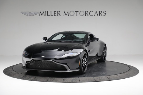 Used 2019 Aston Martin Vantage Coupe for sale $129,900 at Pagani of Greenwich in Greenwich CT 06830 12
