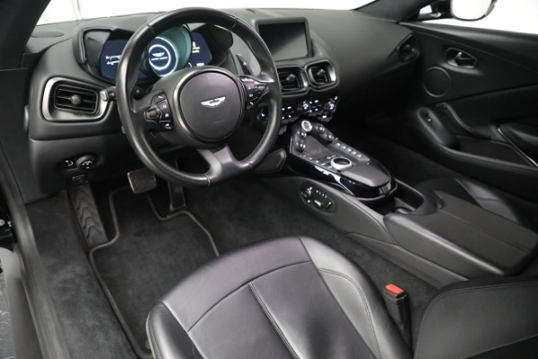 Used 2019 Aston Martin Vantage for sale $126,900 at Pagani of Greenwich in Greenwich CT 06830 13